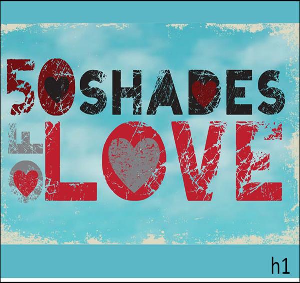 50 Shades of Love Photo