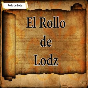 El Rollo La Tora de Lodz Image