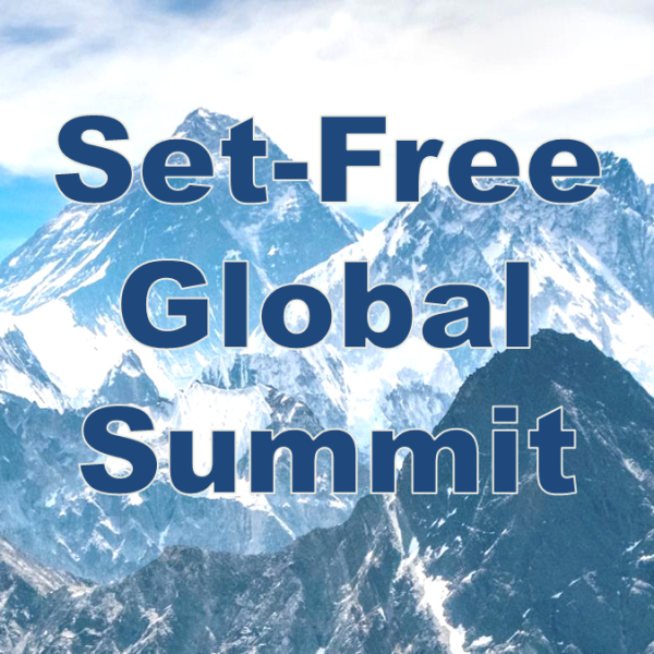 Set Free Global Summit Title